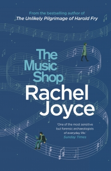 9780857521934 The Music Shop by Rachel Joyce